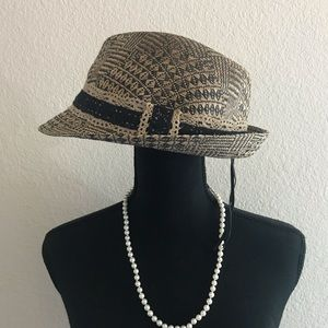 Accessories - Fedora 100% Paper Hat